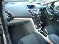 Ford C-Max TITANIUM TDCI (silver) 2011