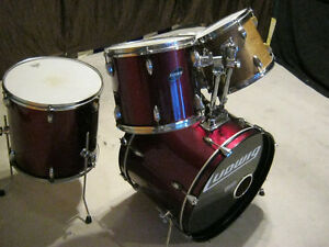5 piece Ludwig Drums