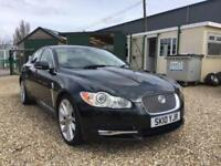 2010 10 JAGUAR XF 3.0 LUXURY V6 4D AUTO 238 BHP