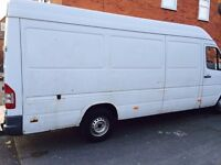 Hire Van and Man House Removals and House & Office Clearance very low Prices