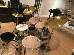 Drum/Batterie Pearl Vision Birch