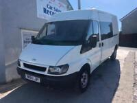 Ford Transit 2.4TDI ( 115PS ) 2004.75MY 350 LWB £1995