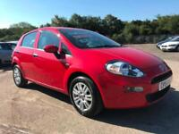 2015 15 Fiat Punto 1.2 ( 69bhp ) ( No s/s ) 2014MY POP Petrol 5 Speed Manual