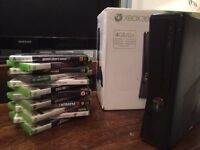 *BARGAIN!!* MINT Xbox 360 And 12 Games 120GB *BOXED!*