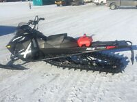 "2013 Ski Doo Summit X - XM 174"" Mountain Sled"