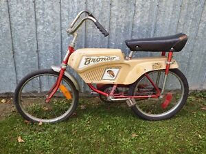 Bicyclette (BECYQUE) BRONCO