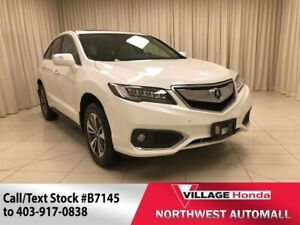 2016 Acura RDX Elite - Nav/Tech/H Seats