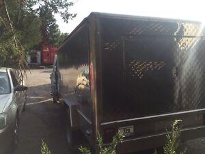 Food truck box Peterborough Peterborough Area image 2