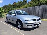 SEAT LEON 2005 1.6L not VW golf Vauxhall Astra Ford Focus