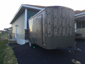 2009 Mirage Cargo/hunting Trailer for sale