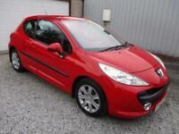 2010 Peugeot 207 1.6 HDi 90 S 5dr [AC] £30 pyear road tax 5 door Estate