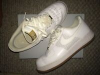 Nike Air Force Ones size 12