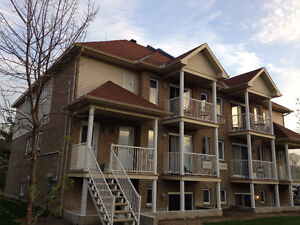 Nice condo style apartment for rent in  Plateau Aylmer / Hull
