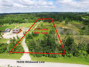 Country Comfort Estate Lot Bayfield