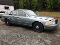 Parting Out 2005 Crown Victoria ! All Parts Ready To Go Now!