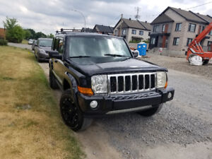 Jeep commender
