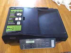 Epson WorkForce 323 all in one printer and fax London Ontario image 1