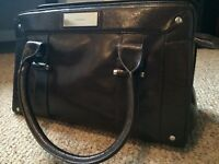 Calvin Klein (Genuine) Dark Brown handbag