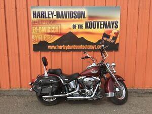 2003 Harley-Davidson FLSTC Heritage Classic