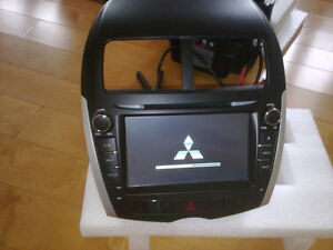 mitsubishi rvr 8inch touchscreen hd gps bluetooth dvd