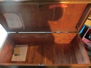 1947 KNECHTEL CEDAR CHEST