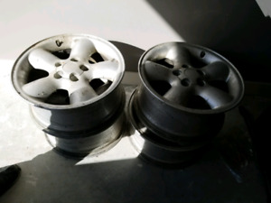 Selling 4 Saab 9-5 Rims for  Great Deal