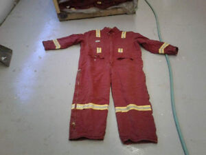 FR Ultra Soft White Bear Winter Insulated Coveralls