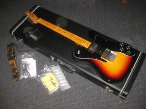 2012 Fender Telecaster Custom American Vintage Reissue 72