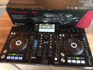 Pioneer Xdj Rx Dj Mixing Board