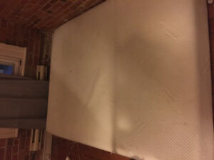 Coolmax memory foam mattress. Need gone ASAP