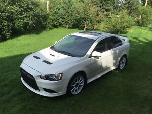 2014 Mitsubishi Lancer Ralliart - Premium Package