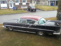 rat mobille 1957 lincoln