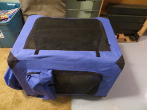 Travel Dog Cage - Soft Sided Peterborough Peterborough Area image 1