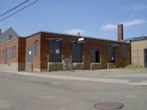 7,000-12,000 sqf Industrial building in Toronto & area