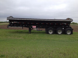 REDUCED Side Dump Trailer for sale