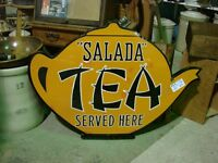 Many Advertizing Signs, Clocks, Calendars and Tins for Sale