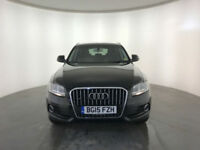 2015 AUDI Q5 SE TDI QUATTRO AUTOMATIC DIESEL 1 OWNER SERVICE HISTORY FINANCE PX
