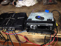 Amp and stereo