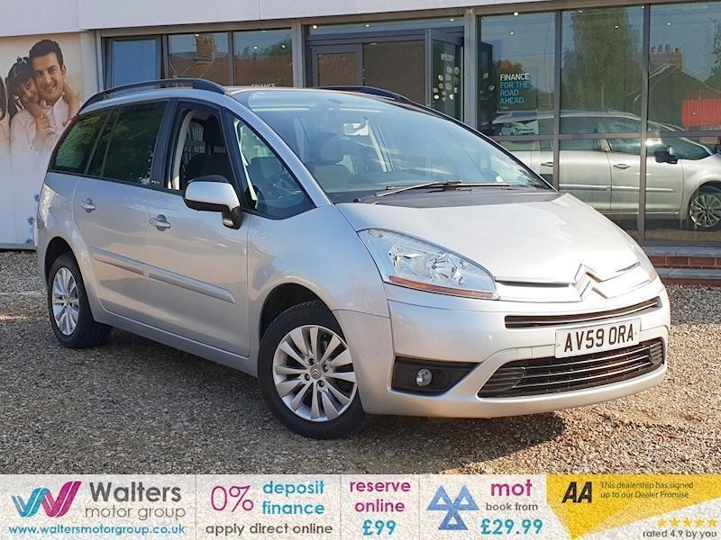 manual citroen c4 picasso exclusive 2007