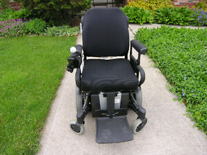 Electric Wheel Chair TDX-SP