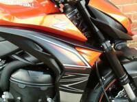 PRE REGISTERED KAWASAKI Z1000 ABS MOTORCYCLE