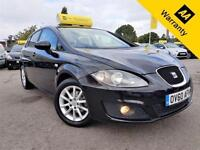 2010 SEAT LEON 1.9 SE TDI 5D 103 BHP! P/X WELCOME! 2 OWNERS! FULL DEALER HISTRY!