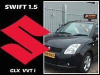 SUZUKI SWIFT GLX VVTI 1.5 +156,BMW Z3,SUZUKI,SKODA,RENAULT,VAUXHALL,FORD,HONDA,FIAT,PEUGEOT,ESTATE