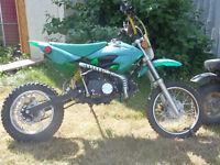125 Mini Dirt bike
