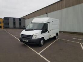 2008 58 PLATE FORD TRANSIT 100 T350
