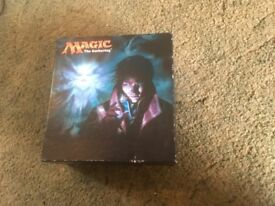 Magic the gathering assorted colour cards including rare and foils