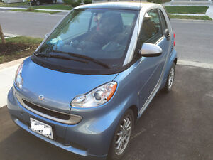 2011 Smart Fortwo Passion Coupe - REDUCED PRICE for SPRING!