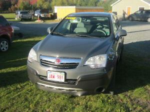 2008 Saturn VUE Gray cloth SUV, Crossover