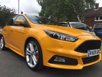 Ford Focus st-3 2015