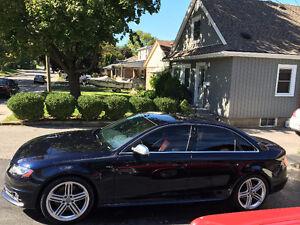 2011 Audi S4 Premium Plus Sedan